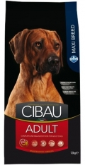 Cibau Adult Maxi - корм для взрослых собак крупных пород