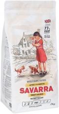 Savarra Kitten - сухой корм для котят с индейкой и рисом