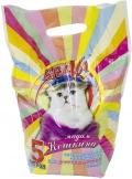 Brava «Мадам Кошкина» - наполнитель минеральный впитывающий для длинношерстных кошек (5 л)