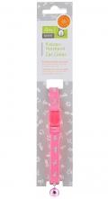 Hunter Smart - ошейник для кошек Neon нейлон (розовый)