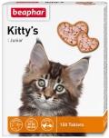 Beaphar Kitty`s Junior - Беафар витаминизированное лакомство для котят