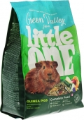 Little One - корм для морских свинок «Зеленая Долина» (750 г)
