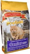 Frank's ProGold Senior - сухой корм для пожилых кошек