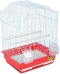 Triol - Клетка для птиц укомплектованная золото (A4002G)