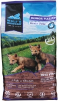 "Wolf""s Mountain Junior Valley - беззерновой сухой корм для щенков"