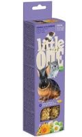 Little One - Палочки для морских свинок, кроликов и шиншилл с травами и цветами (2 по 55 г)