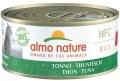 """Almo Nature HFC Jelly - консервы для кошек """"Тунец"""" в желе (70 г)"""