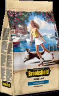 Brooksfield Adult - сухой корм для собак всех пород с курицей и рисом