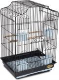 Triol - Клетка для птиц укомплектованная эмаль (6007)