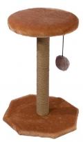 Дарэлл - когтеточка с полкой сизалевая (36 x 34 x 49 см)