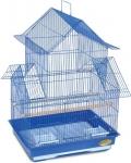 Triol - Клетка для птиц укомплектованная эмаль (6001)