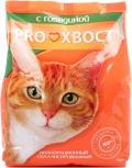 ProХвост - сухой корм для кошек с говядиной