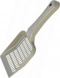 Moderna Jumbo Scoop - совок для туалета (13 х 33 см) серый