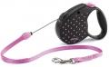 Flexi Color Dog Small Pink - поводок-рулетка (розовый) 5 м, до 12 кг