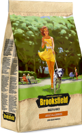 Brooksfield Adult - сухой корм для собак всех пород с говядиной и рисом