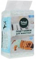 Triol - подгузники для собак M (12 шт.)