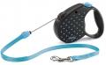 Flexi Color Dog Small Blue - поводок-рулетка (голубой) 5 м, до 12 кг
