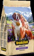 Brooksfield Adult Large - сухой корм для собак крупных пород с курицей и рисом