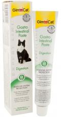 GimCat Expert Line Gastro - функциональная паста для кошек при расстройствах пищеварения (50 г)