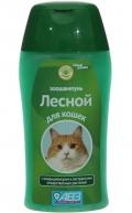 АВЗ - Лесной зоошампунь для кошек (180 мл)