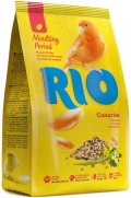 RIO - Корм для канареек. Рацион в период линьки