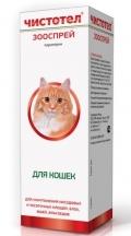 Чистотел - Зооспрей от блох и клещей для кошек (100 мл)