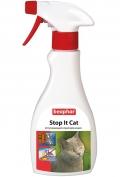 Beaphar Stop It Cat - Спрей отпугивающий для кошек (250 мл)