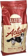 Araton Active - сухой корм для активных собак с мясом птицы