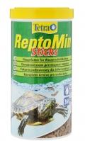 Tetra ReptoMin Sticks - корм в виде палочек для водных черепах (250 мл)