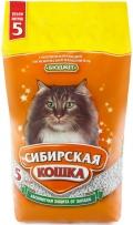 """Сибирская кошка - наполнитель впитывающий """"Бюджет"""""""