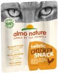 "Almo Nature Azul Label Snack Cat Chicken - колбаски для кошек ""Курица"" (3 по 5 г)"