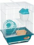 Triol - клетка для грызунов 2-этажная, эмаль (2103)