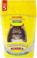 """Сибирская кошка - наполнитель комкующийся """"Ультра"""""""