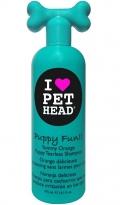 """Pet Head Puppy Fun - шампунь для щенков """"Цитрусовый"""" (475 мл)"""