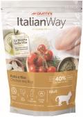 Italian Way Adult - сухой корм для кошек с курицей и рисом
