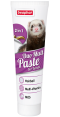 Beaphar Duo Malt Paste - Беафар Паста с двойным действием для хорьков (100 г)