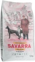 Savarra Adult Large - сухой корм для собак крупных пород с ягненком и рисом
