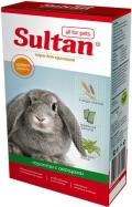 "Sultan - корм для кроликов ""Трапеза с овощами"" (400 г)"