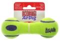 """Kong Air - игрушка для собак """"Гантель"""" средняя (18 см)"""