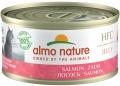 """Almo Nature HFC Jelly - консервы для кошек """"Лосось"""" в желе (70 г)"""