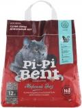 """Pi-Pi Bent - наполнитель комкующийся """"Морской бриз"""" (5 кг)"""