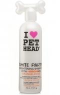 """Pet Head White Party - шампунь для собак белых окрасов """"Апельсиновый"""" (354 мл)"""