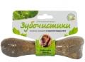 Зубочистики - лакомство для собак средних пород с морскими водорослями 95 г (1 шт.)