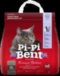 """Pi-Pi Bent - наполнитель комкующийся """"Нежный Прованс"""" (5 кг)"""