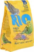 Rio - корм для волнистых попугайчиков, основной рацион
