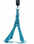 Papillon Nylon harness - шлейка для собак нейлоновая бирюзовая
