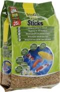 Tetra Pond Sticks - корм для прудовых рыб в палочках (25 л)