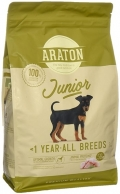 Araton Junior - сухой корм для щенков с птицей