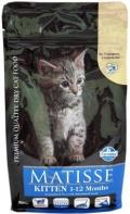 Matisse Kitten - сухой корм для котят