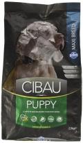 Cibau Puppy Maxi - корм для щенков крупных пород